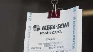bolão da Mega Sena