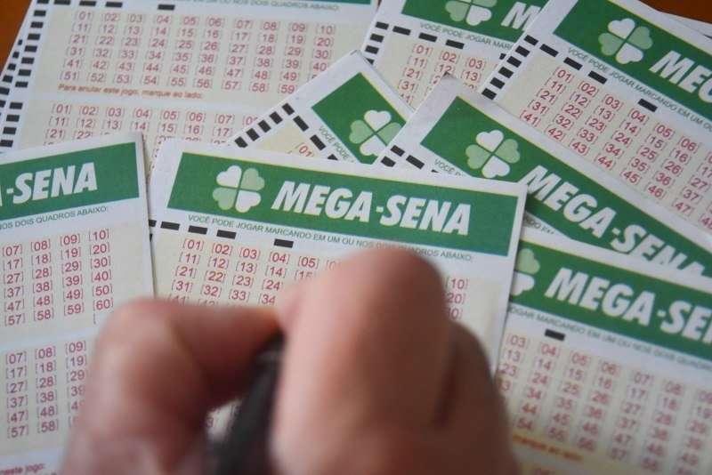 probabilidade ganhar Mega Sena