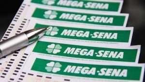 gerador de números Mega Sena