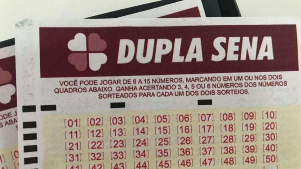 Dupla Sena Como jogar