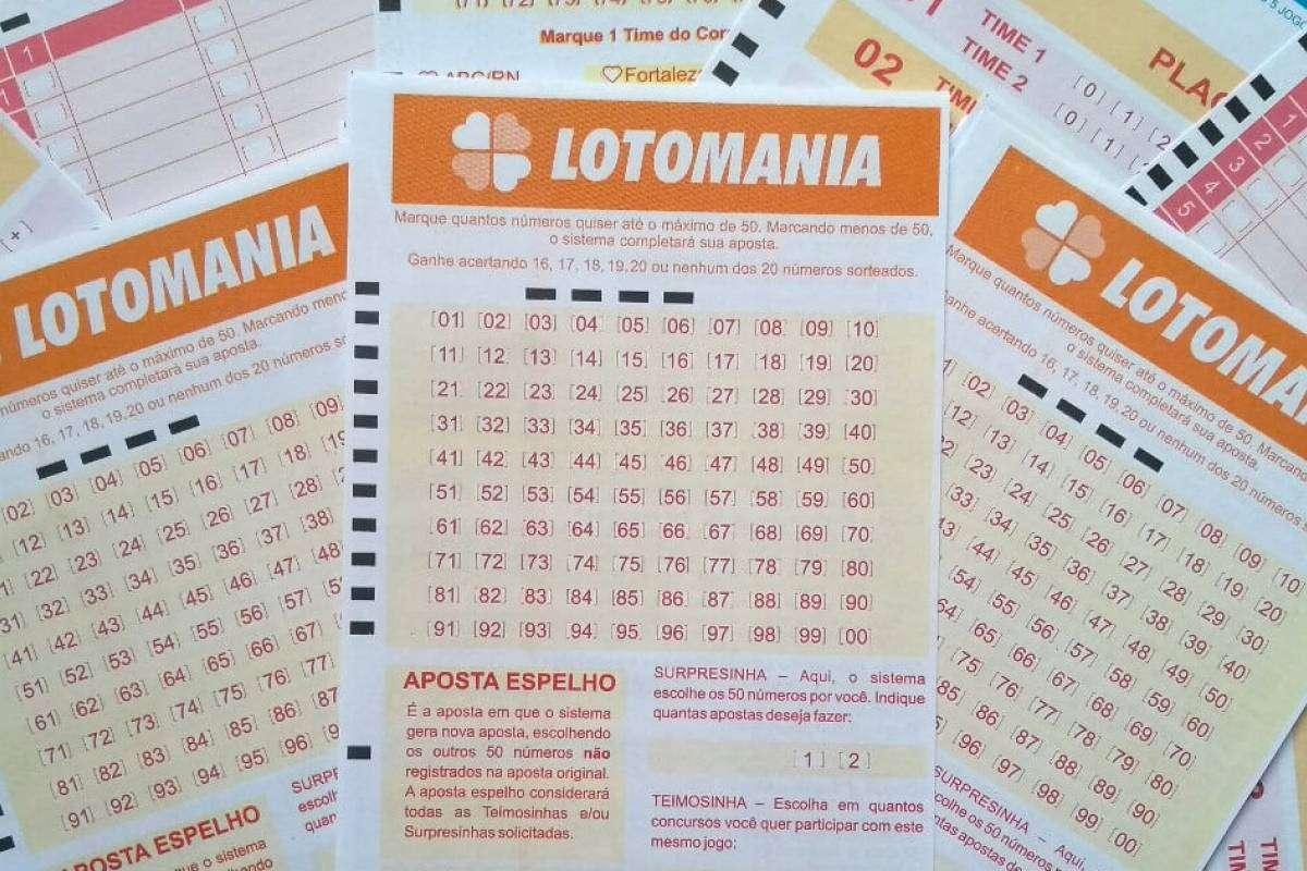 Lotomania quais os números mais sorteados